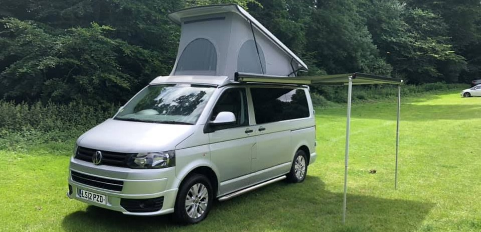 VW Campervan Hire in The Midlands